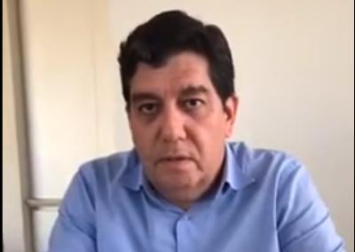 26.03 | Secretário da Saúde do Ceará fala sobre ações do Estado no enfrentamento ao coronavírus