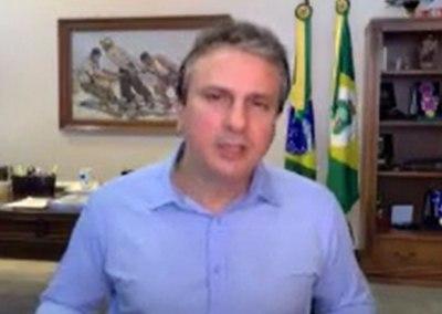 04.04 | Camilo Santana anuncia prorrogação de Decreto Estadual