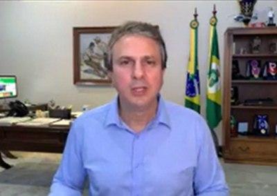 09.04 | Camilo Santana anuncia vale-alimentação para alunos da rede estadual