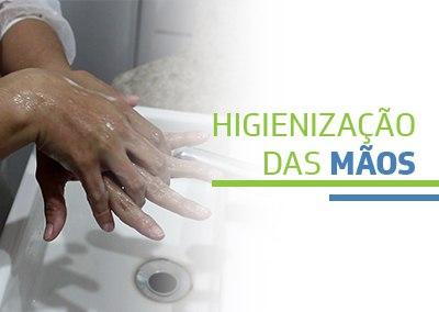 Como higienizar as mãos corretamente? Nós te ensinamos!