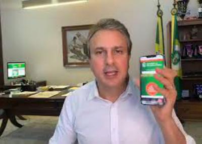13.05| Governador Camilo Santana anuncia criação de hospitais de campanha em Caucaia e Maracanaú