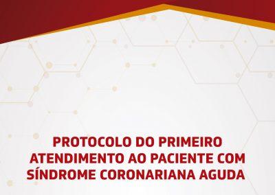 Protocolo da SESA orienta atendimentos a pacientes com Síndrome Coronariana Aguda