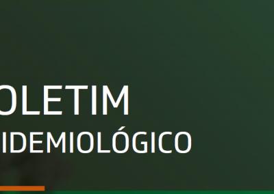 Boletim Epidemiológico Nº 24 de 01 de julho de 2021