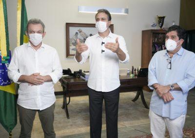 04.03 | Comitê decide por Isolamento Social Rígido na Capital para minimizar propagação do vírus