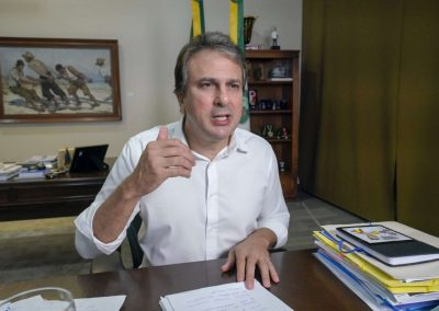 13.04.2021 | Camilo Santana amplia beneficiados do setor de eventos a receberem auxílio por conta da pandemia