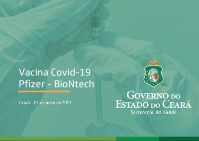 Nota técnica | Vacina Pfizer – BioNtech